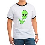 ILY Alien Ringer T
