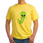 ILY Alien Yellow T-Shirt