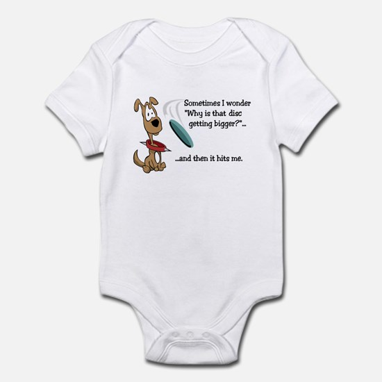 Flying Disc Infant Bodysuit