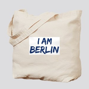 I am Berlin Tote Bag