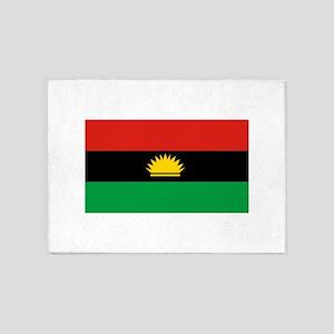 Flag of Biafra - Biafran Flag 5'x7'Area Rug