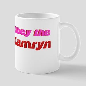 Obey the Camryn Mug