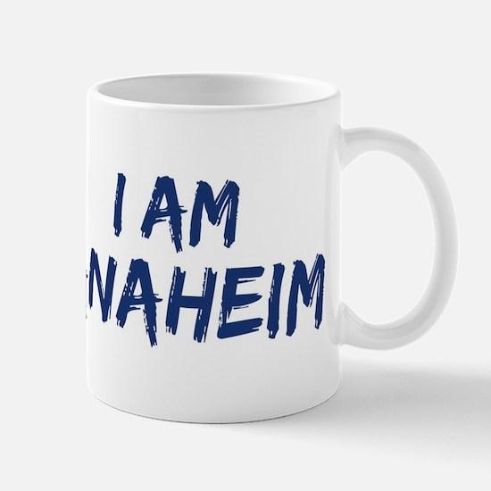 I am Anaheim Mug