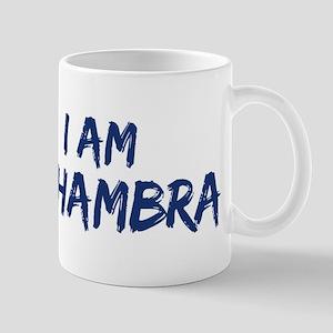 I am Alhambra Mug