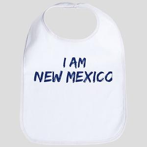 I am New Mexico Bib