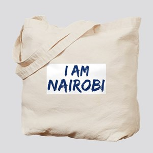 I am Nairobi Tote Bag