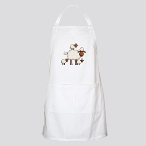 love ewe (no txt) BBQ Apron