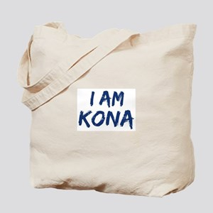 I am Kona Tote Bag