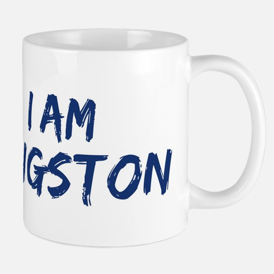 I am Kingston Mug