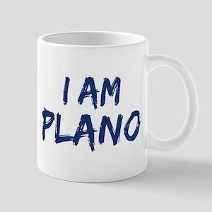 I am Plano Mug