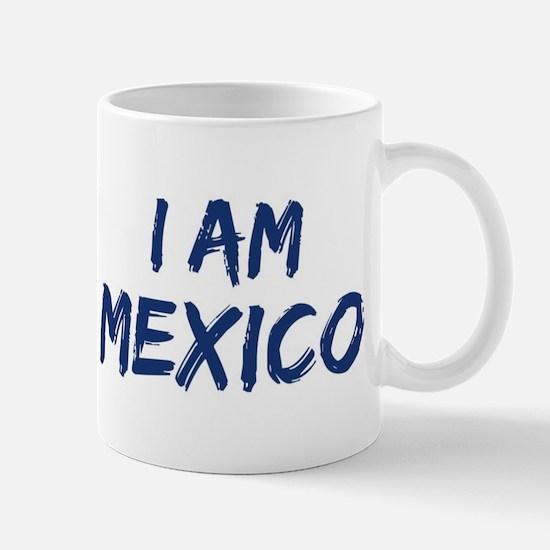 I am Mexico Mug