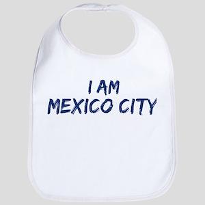 I am Mexico City Bib
