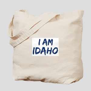 I am Idaho Tote Bag