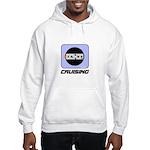 *NEW DESIGN* CRUISING... Hooded Sweatshirt