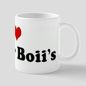 I Love Skater Boii's Mug