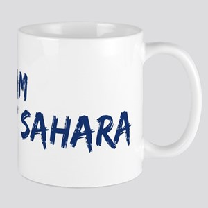 I am Western Sahara Mug