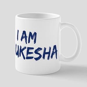 I am Waukesha Mug