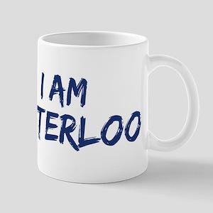 I am Waterloo Mug