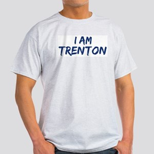 I am Trenton Light T-Shirt