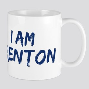 I am Trenton Mug