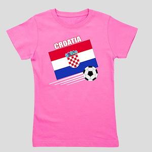 Croatia Soccer Team Women's Dark T-Shirt
