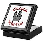 Chicago: My Kind Of Town Keepsake Box