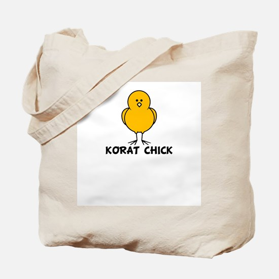 Korat Chick Tote Bag