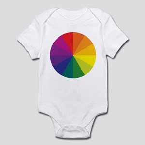 Color Wheel Baby Clothes Accessories Cafepress
