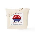 Liquidation Pig Tote Bag