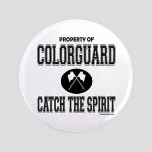 "COLORGUARD SPIRIT 3.5"" Button"