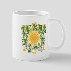 Go Solar Texas Mug