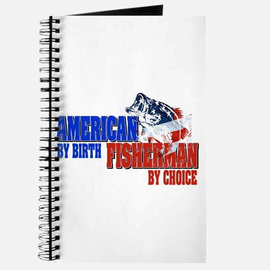 American by Birth - Fisherman by Choice Journal