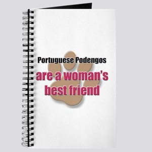 Portuguese Podengos woman's best friend Journal
