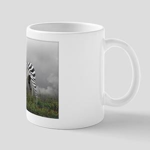 Zebra Great Dane Mug