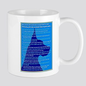 Checklist 1 (in blue) Great Dane Mug