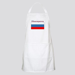 Sharapova Russia Flag BBQ Apron