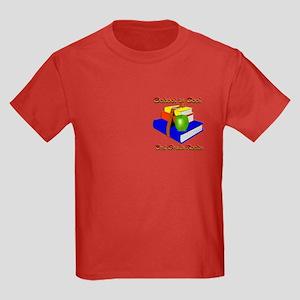 School's Cool 3rd Grade Rocks Kids Dark T-Shirt