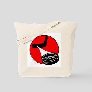 HOCKEY MOM T-SHIRTS AND GIFTS Tote Bag