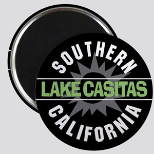 Lake Casitas California Magnet