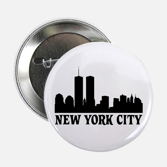 """NYC 2.25"""" Button"""