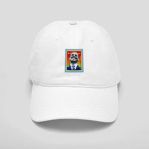 President Obama Stamp - Cap