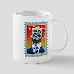 President Obama Stamp - Mug