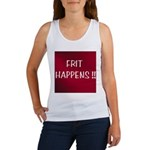 FRIT HAPPENS Women's Tank Top