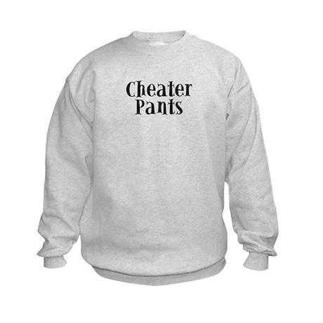 Cheater Pants Kids Sweatshirt