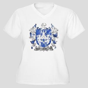 Kelly Women's Plus Size V-Neck T-Shirt