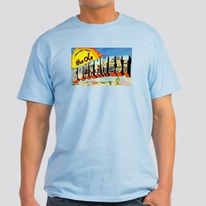 Old Southwest Greetings Light T-Shirt