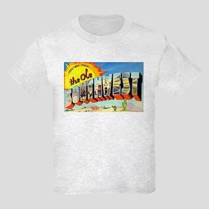 Old Southwest Greetings Kids Light T-Shirt