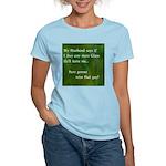 MY HUSBAND Women's Light T-Shirt