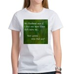 MY HUSBAND Women's T-Shirt