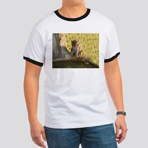 Fishing Cat Ringer T